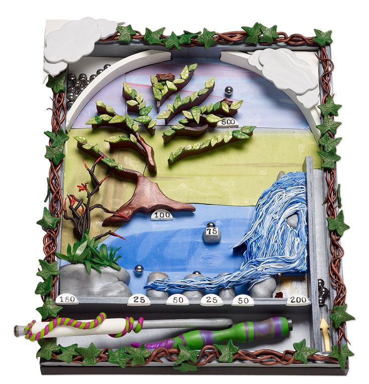 """Fire Mountain Gems and Beads' 2015 Creative Clays Finalist design F94C """"Remember Bagateller"""" by Suzanne Neve  #diyjewelry #beadingcontest #jewelrymakingcontest #polymerclay #clayart"""