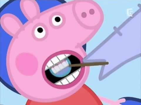 Peppa Pig Français - Dentist