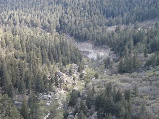 Rimrock Trail - Cherry Creek