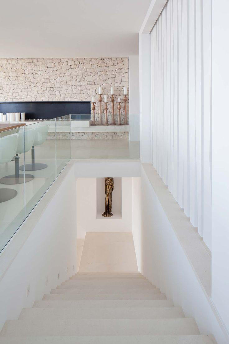 Spectacular modern dream home on the island of Ibiza