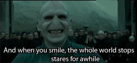 hahahhaVoldemort, Funny Pics, Harry Potter Funny, Harrypotter, Songs, Smile, Harry Potter Humor, Funny Harry Potter, Bruno Mars