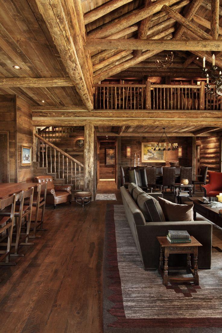 Moose Creek Lodge, Montana