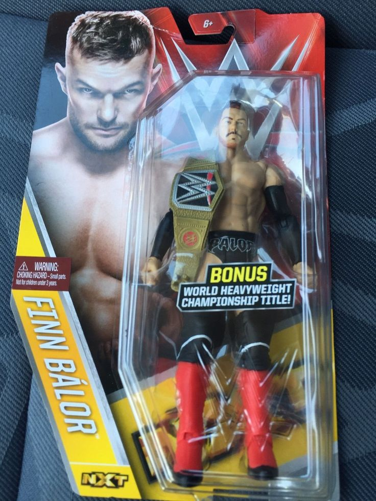 New WWE Nxt Finn Balor Rare Chase Figure w/ World Heavyweight Championship Belt - http://bestsellerlist.co.uk/new-wwe-nxt-finn-balor-rare-chase-figure-w-world-heavyweight-championship-belt/