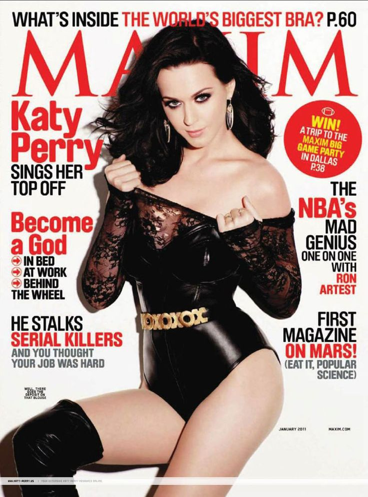 14 best katy perry maxim mag jan 011 images on Pinterest ...