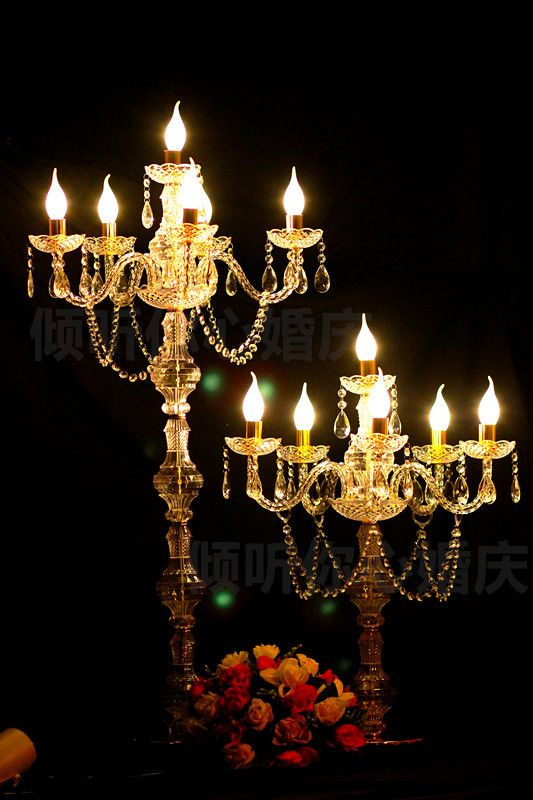 Cheap candelabra base led bulb, Buy Quality wedding pads directly from China candelabra wedding centerpiece Suppliers:   The diamater of the centerpiece is 33cm  Tall is 100cm Material is acrylic crystal  6 arms of the
