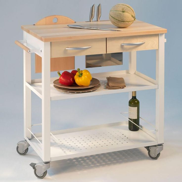 Oltre 25 fantastiche idee su carrelli da cucina su for Porta pranzo ikea