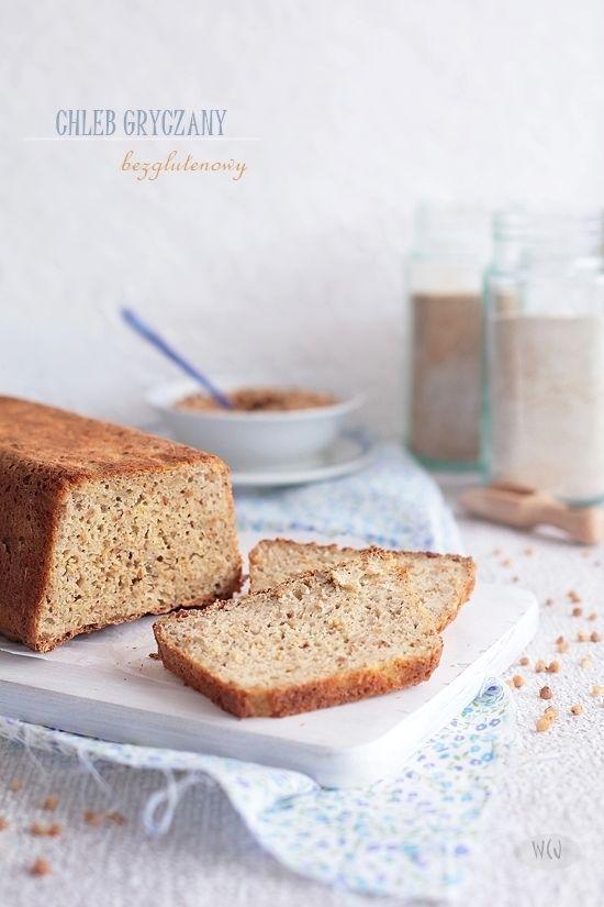Wiem co jem: Chleb gryczany na drożdżach