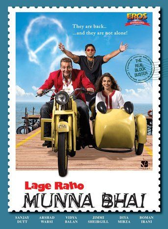"*Watch!!~ Lage Raho Munna Bhai (2006) FULL MOVIE ""HD""1080p Sub English ☆√ ►► Watch or Download Now Here 《PINTEREST》 ☆√"