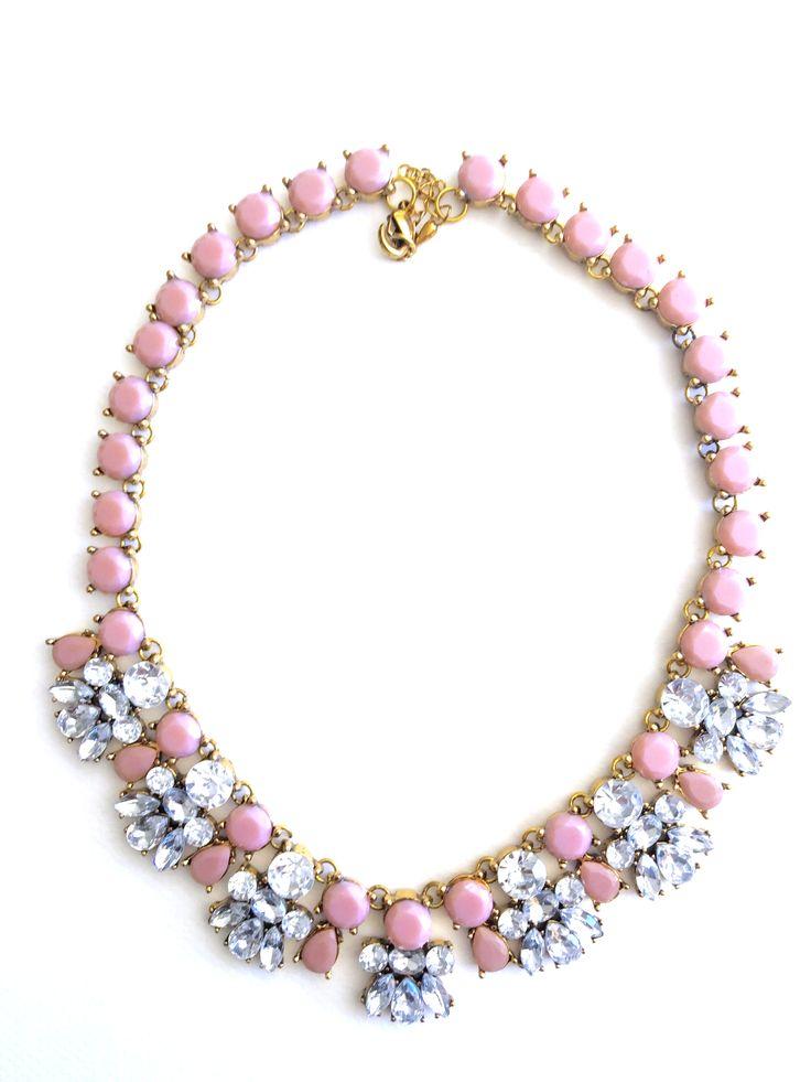AIZA Necklace ----------------------- SHOP :: www.sparklyfix.com