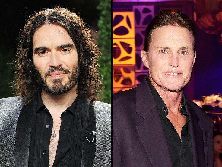 Russell Brand Defends Bruce Jenner Amid Sex Change Speculation: 'He Is a Human Being' : people - 1/19/15