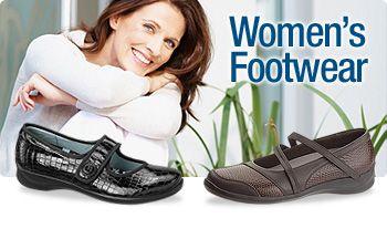women's diabetic shoes