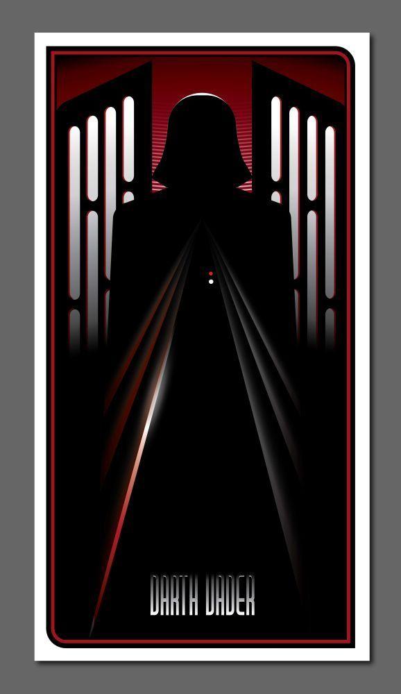 Star Wars Posters by Szoki , via Behance