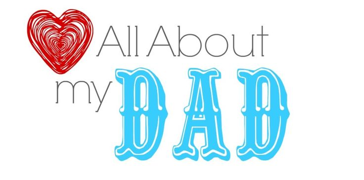 Looking for a simple way to put a smile on Dad's face this weekend?  Check out this printable for an All About My Dad questionnaire.  Kids say some of the funniest -- and sweetest -- things!