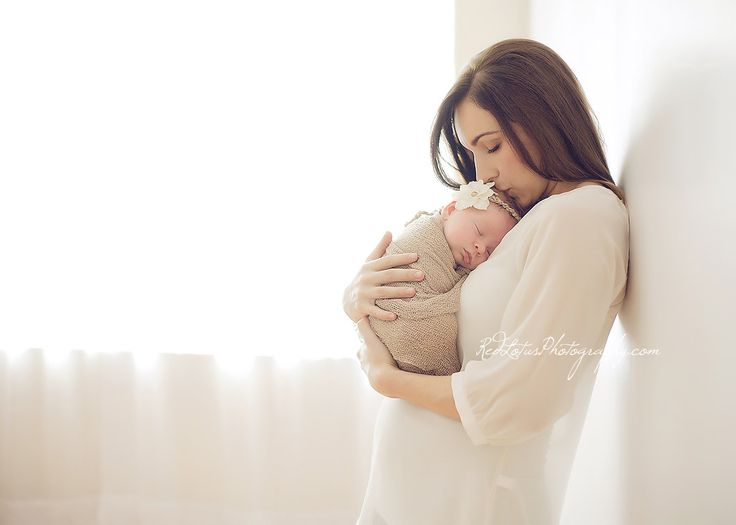 What to wear for a newborn session chiffon blouse with soft feminine lines