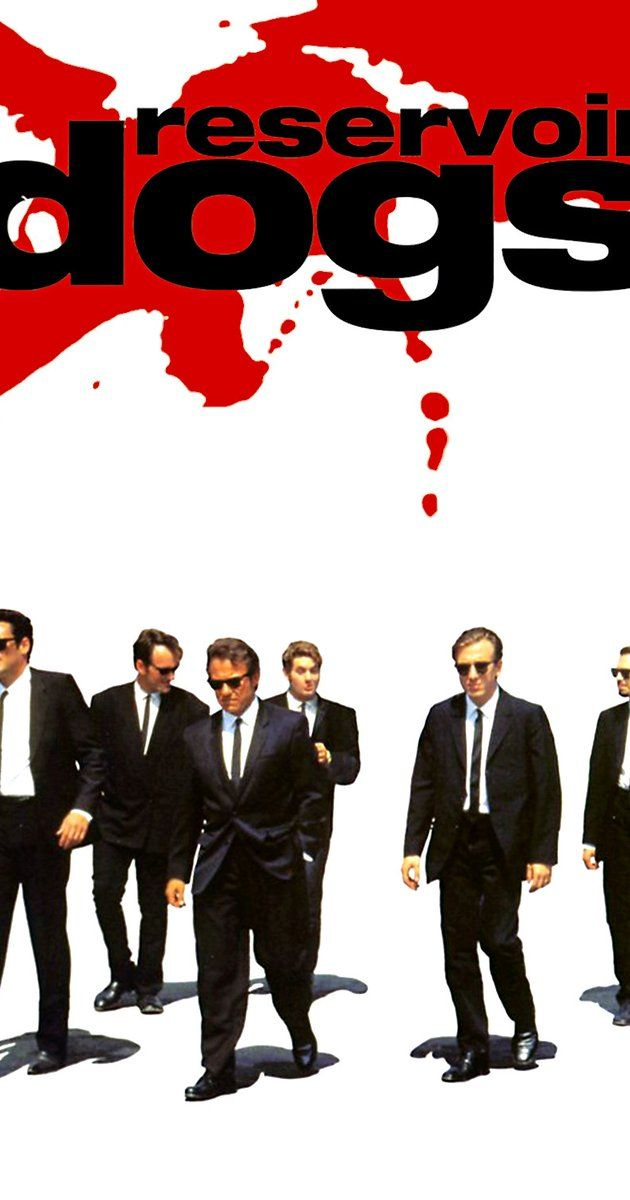 Directed by Quentin Tarantino.  With Harvey Keitel, Tim Roth, Michael Madsen, Chris Penn. After a simple jewelry heist goes terribly wrong, the surviving criminals begin to suspect that one of them is a police informant.