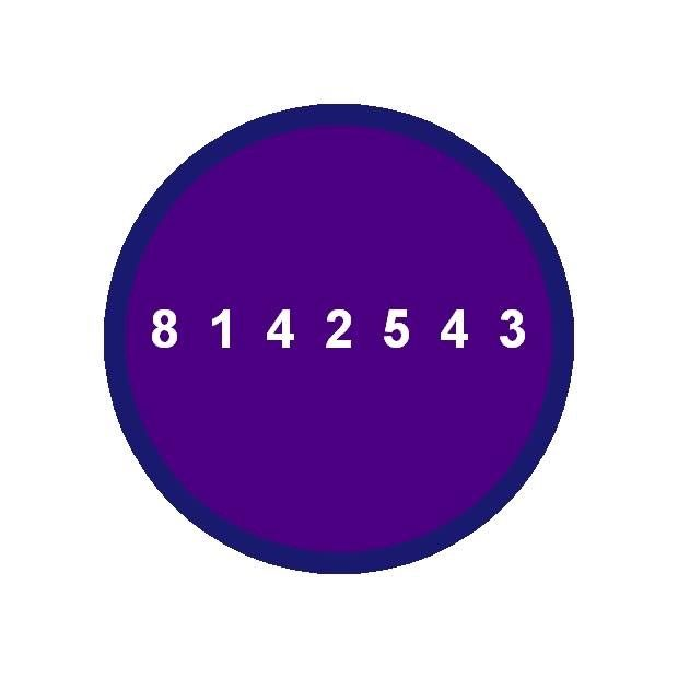 The best sleeping aid. One Number sequence ,LEARN it and repeat it as you get to bed. You will wake up fresh as a DAISY. 8142543  Repeat slowly  8  1   4    2   5    4   3. Zzzzzzzzzzzzzz