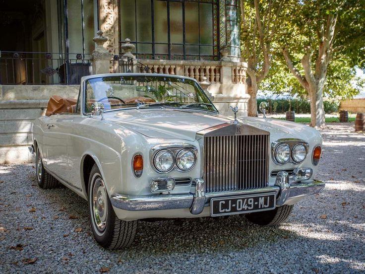 silver-shadow-crewe: Rolls-Royce Corniche