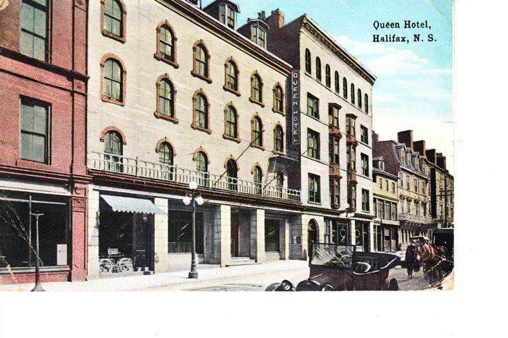 Halifax Nova Scotia Queen Hotel 1910   eBay