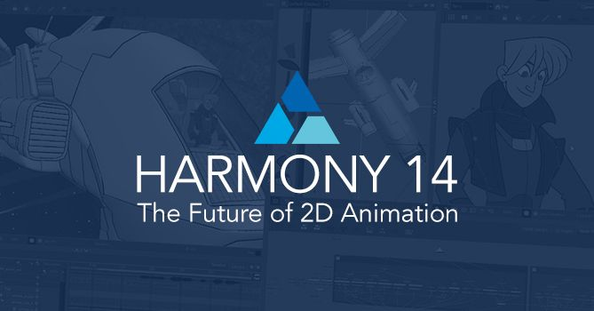 Toon Boom Harmony 14 Premium Crack & Serial Key Download
