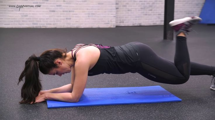 5. Elevar una pierna desde rodilla y la otra x 5 rept cada pierna. Descanso 10''