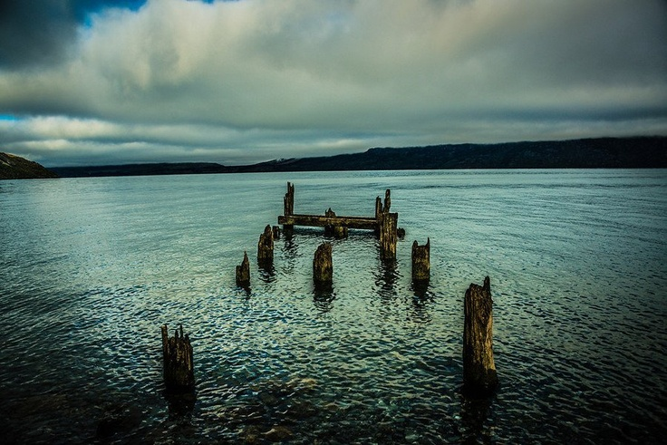 An Old Dock in the Lake @ Glenorchy from #treyratcliff at www.StuckInCustom... - all images Creative Commons Noncommercial.
