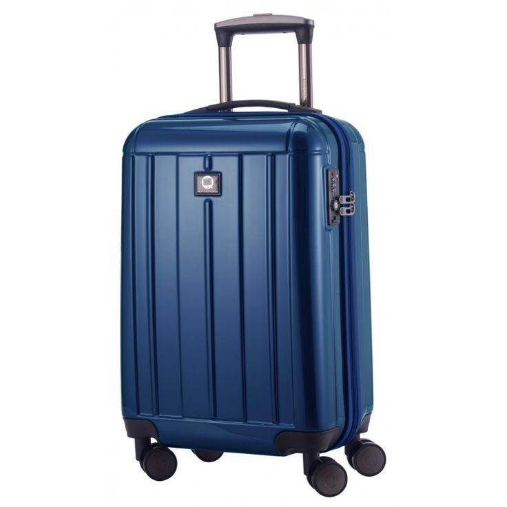 Kotti - Handgepäck Hartschalenkoffer Blau glänzend, TSA, 56 cm, 37 Liter - Blaue #Reisetrolleys von #Hauptstadtkoffer.  #Hartschalenkoffer #Handgepäck #Cabinsize #Boardtrolley #blau #Rollkoffer #Trolley #Koffer #Travel #Luggage #Reisen #Urlaub #blue #bleu => mehr blaue #Reisekoffer: https://hauptstadtkoffer.de/de/reisegepack/alle-produkte