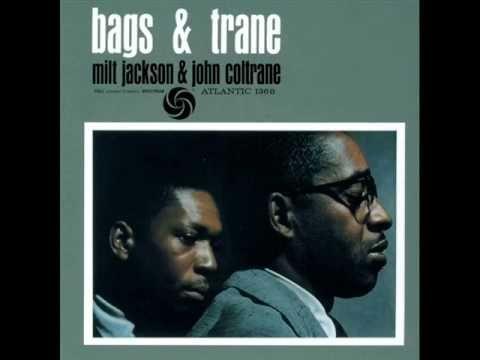Milt Jackson & John Coltrane Quintet - Blues Legacy  Milt Jackson and John Coltrane Quintet - Blues Legacy (1959)  Personnel: John Coltrane (tenor sax), Milt Jackson (vibraphone), Hank Jones (piano), Paul Chambers (bass), Connie Kay (drums)  from the album 'BAGS & TRANE' (Atlantic Records)