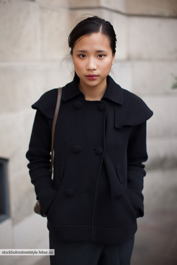That coat <3 #stockholmstreetstyle