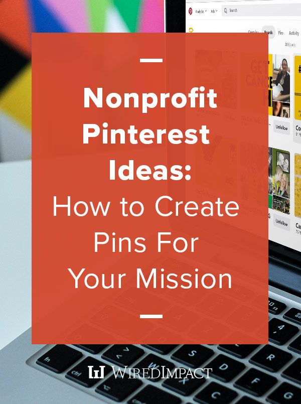 Pin On Social Media For Nonprofits