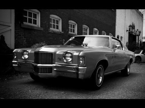 Around the block in a 1971 Pontiac Grand Prix SJ (With a few surprises!)