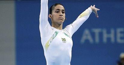2004 Athens Olympics: All Around - Daniele Hypolito (Brazil)