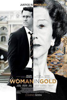 Κινηματογράφος... γένους θηλυκού!: Γυναίκα από χρυσό - Woman in gold (2015)