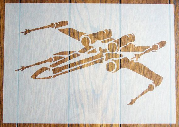 25 best ideas about star wars stencil on pinterest star - Pochoir star wars ...