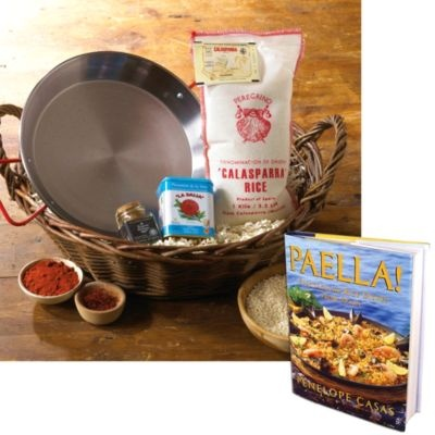 View details for Mini Paella Kit with Paella Cookbook