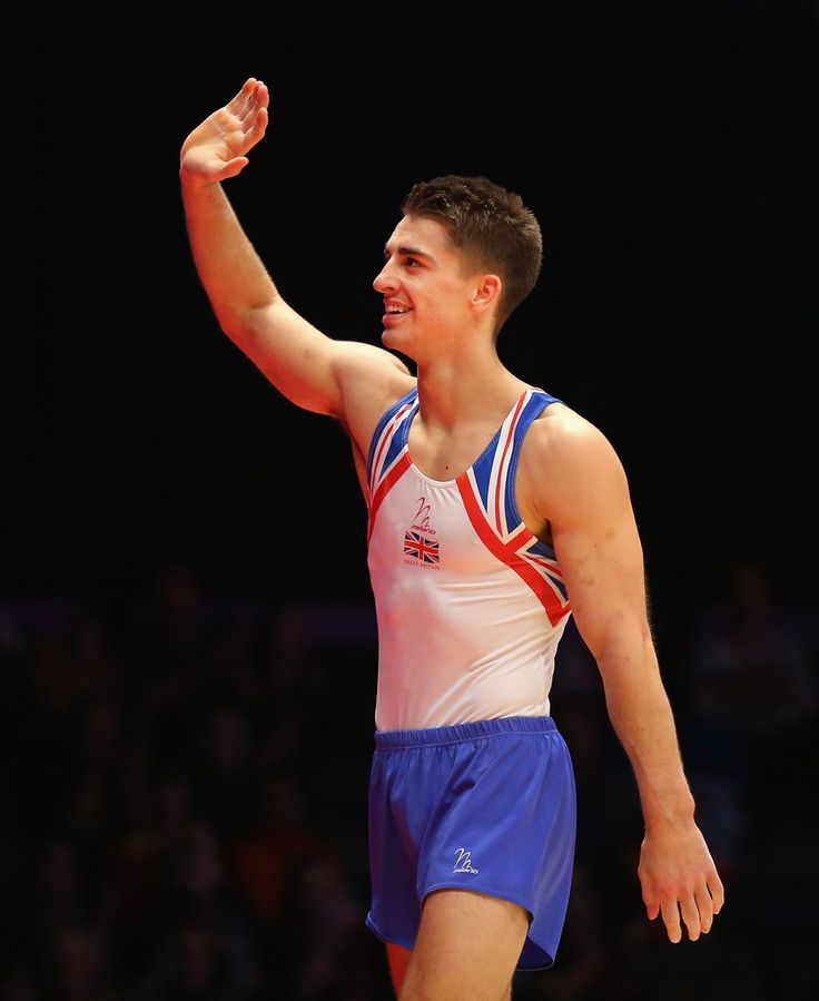 MEN'S GYMNASTICS — diosamustafina: Max Whitlock of Great Britain...