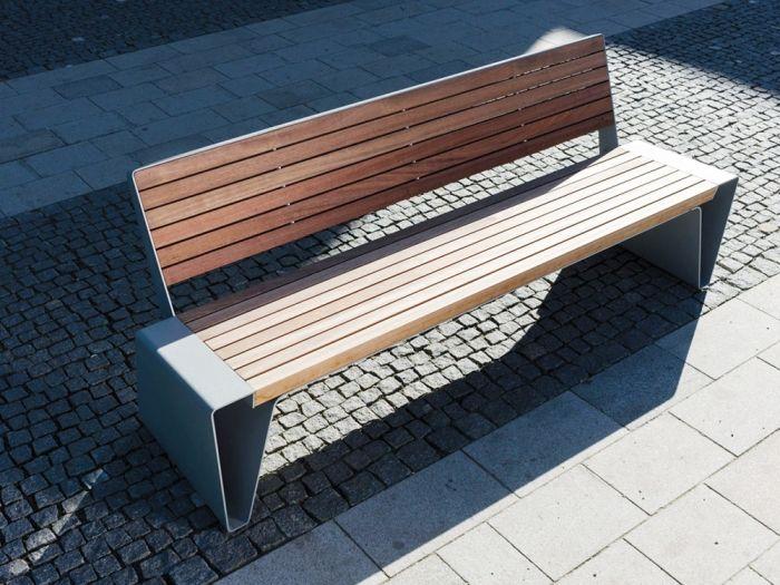 Скамейка «Владивосток»   | Аданат — современная уличная мебель