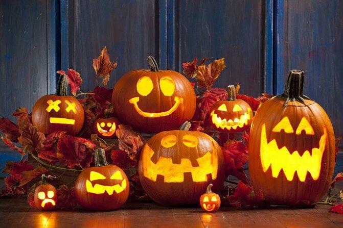 Nos idées de découpage de citrouille pour Halloween, et plus encore sur aufeminin