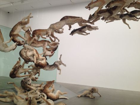 Brisbane's Gallery of Modern Art (GoMA) is the most popular art gallery in Australia and is a total must-see