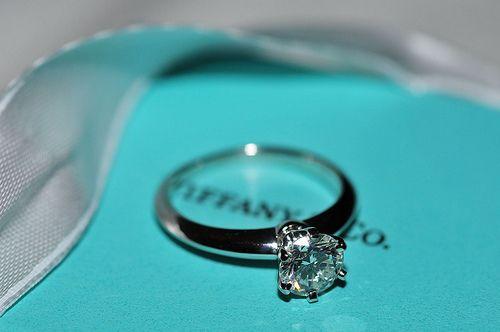 My ring!... Maybe a few extra karrots lol