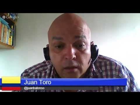 Entrevista a Juan Alonso Toro #sisepuede por parte de Andre Hertzer desde Chile