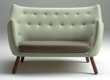 Finn Juhl, The Poet sofa.  <3