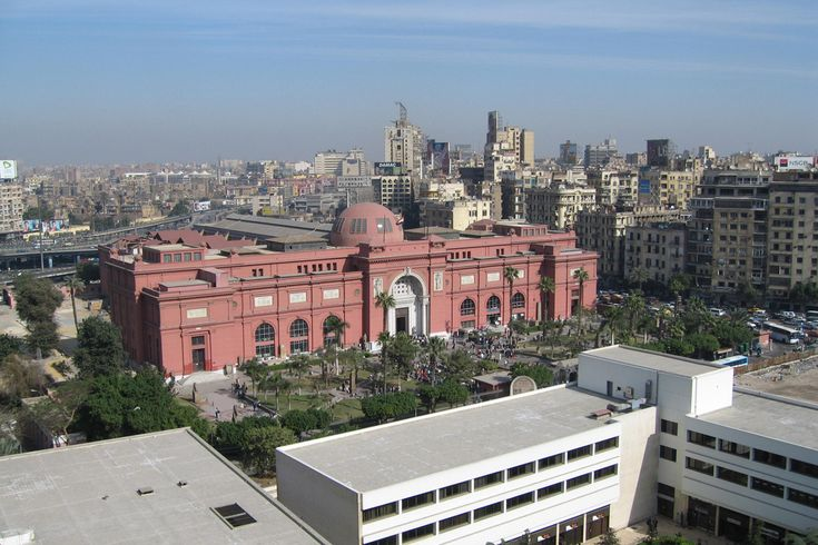 Egyption Museum in Cairo  http://www.egyptonlinetours.com/Egypt-Sightseeing-Tours/Cairo/trip-to-egyptian-museum-and-pyramids.php