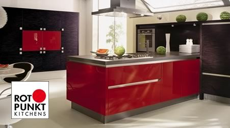 Rotpunkt Handleless Kitchens.  Handleless kitchens are often the first choice. Straight grip profiles in stainless steel as well as in all carcase colours can be handled as easily as traditional handles. You decide what you like best. You can choose a handleless variant for many of our German kitchen ranges.