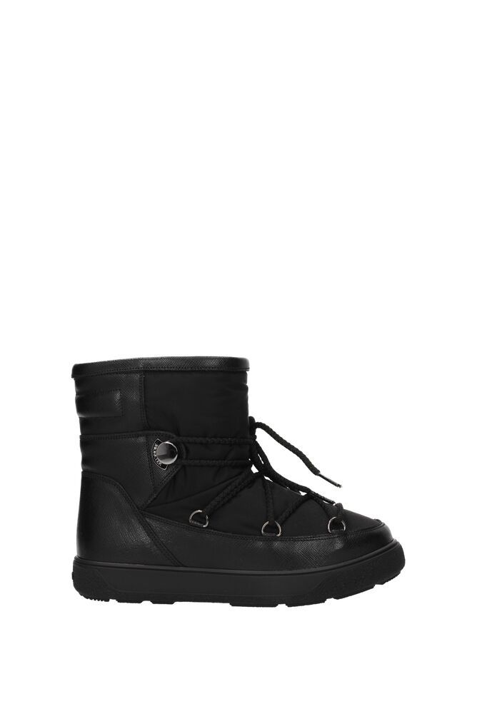 Ankle boots Moncler stephanie moon boot Women Leather