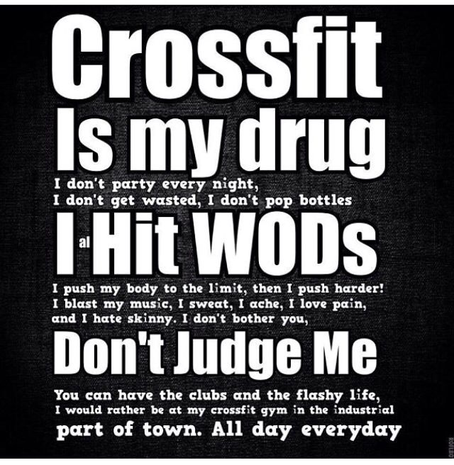 Crossfit Quotes Glamorous 805 Best Crossfit Lifestyle Images On Pinterest  Fitness Quotes