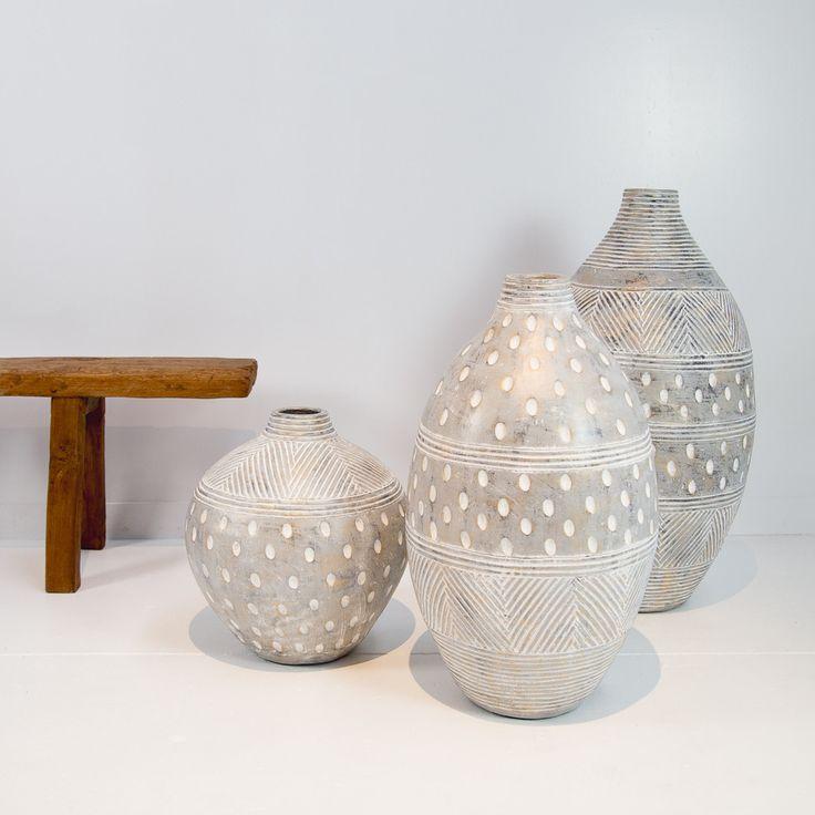 Vintage Wayana Vase (S)