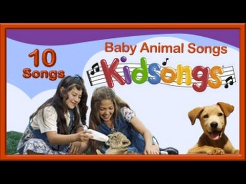 Baby Animal Songs by Kidsongs - YouTube