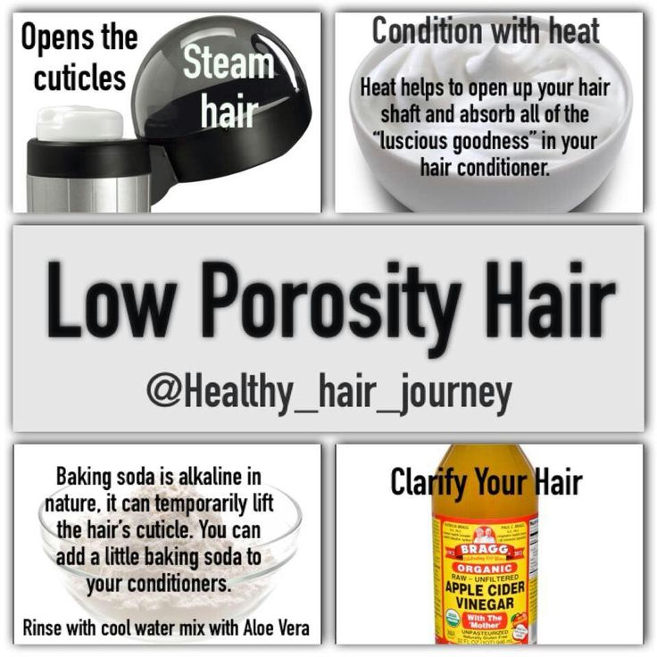 How To Care For Low Porosity Natural Hair