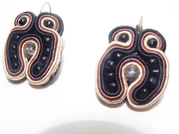 Fantasy Soutache Earrings