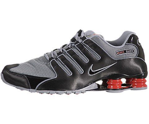 Nike Men's NIKE SHOX NZ RUNNING SHOES « Clothing Impulse http://www.uksportsoutdoors.com/product/mens-compression-shirt-half-sleeve-base-layer-running-tight-top-thermal-long/